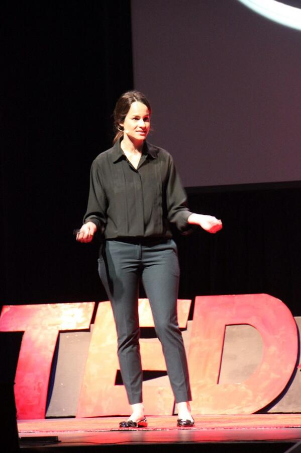 """""""Three Questions to Unlock Your Authentic Career"""" 2014 TEDxBerkeley"""