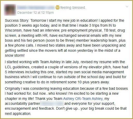 praise ashley stahl