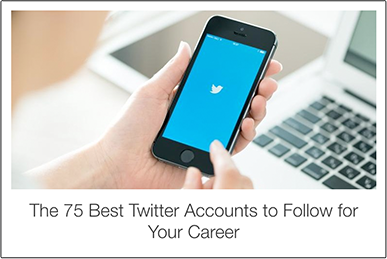 The 75 Best Twitter Accounts to Follow for Your Career the muse