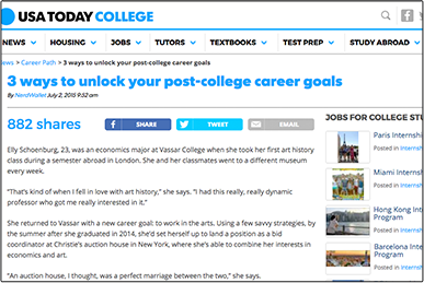 3 ways to unlock your post-college career goals usa today college