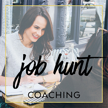 job hunt coaching